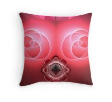 Body line Throw Pillow
