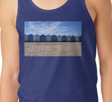 The Blues Of Charmouth, Dorset Tank Top