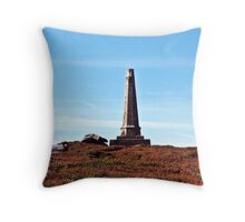 """ This is the first of a series from this Historical site"" Throw Pillow"