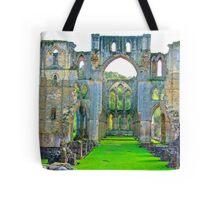 Rievaulx Abbey #1 Tote Bag