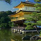 Golden Pavilion by openyourap
