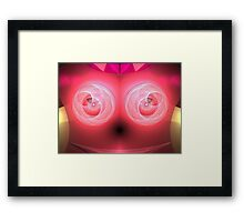 Body line II Framed Print