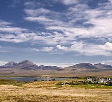 Islay: View to Jura by Kasia-D