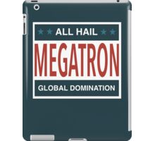 All Hail Megatron iPad Case/Skin