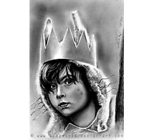 Max, Where The Wild Things Are Photographic Print