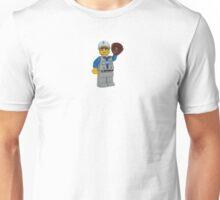 LEGO Baseball Fielder Unisex T-Shirt