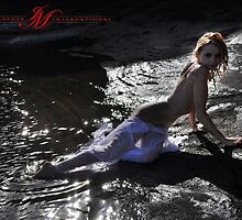 beauty and the beach by arctura