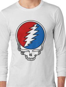 Grateful Dead Logo Long Sleeve T-Shirt