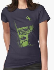 Pure Parkour Womens Fitted T-Shirt