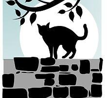 cat or Kitten by Zzart