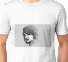Tricia Helfer, Caprica 6, Battlestar Galatica '04 Unisex T-Shirt