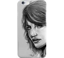 Tricia Helfer, Caprica 6, Battlestar Galatica '04 iPhone Case/Skin