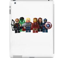 LEGO Avengers iPad Case/Skin