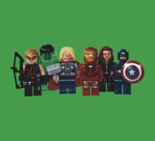 LEGO Avengers Kids Clothes