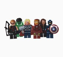 LEGO Avengers Kids Clothes