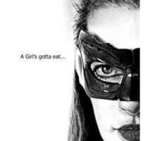 Anne Hathaway, Selina Kyle - The Dark Knight Rises. Sticker