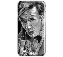 Matt Smith, DOCTOR WHO XI iPhone Case/Skin