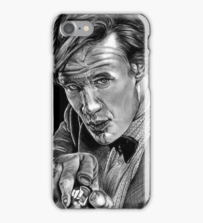 Matt Smith, DOCTOR WHO XI iPhone Case/Skin