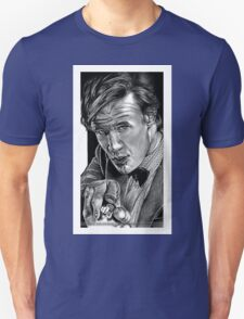 Matt Smith, DOCTOR WHO XI T-Shirt