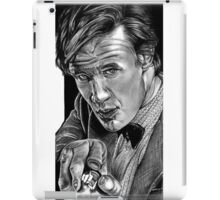 Matt Smith, DOCTOR WHO XI iPad Case/Skin