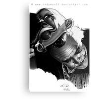 The Man Who Laughs Metal Print