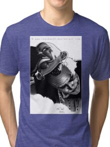 The Man Who Laughs Tri-blend T-Shirt