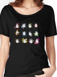 12 monkeys Women's Relaxed Fit T-Shirt