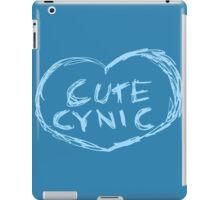 Cute Cynic iPad Case/Skin