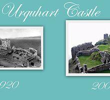 Urquhart Castle by JacquiK