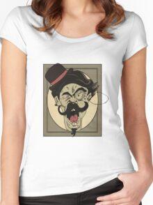 YE OL YELLAH Women's Fitted Scoop T-Shirt
