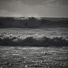 Surfing Nor Eastah by Jason Lee Jodoin