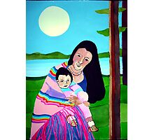 Mother and Child III Photographic Print
