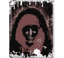 Splattered Fuzz: Morbid Beauty iPad Case/Skin