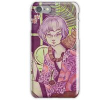 Lets Stay In on Acid iPhone Case/Skin