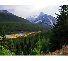 Valley of the Ten Peaks Photographic Print