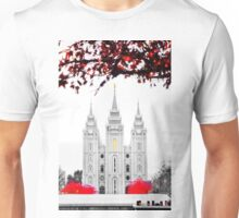 Christmas at Temple Square Unisex T-Shirt