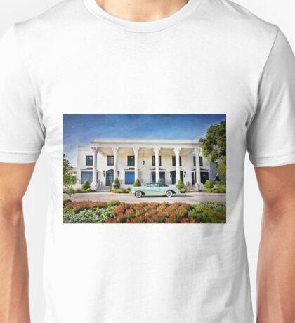 The White House Hotel Biloxi, MS Unisex T-Shirt