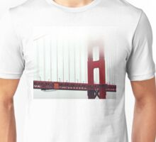 Out of the San Francisco Fog Unisex T-Shirt
