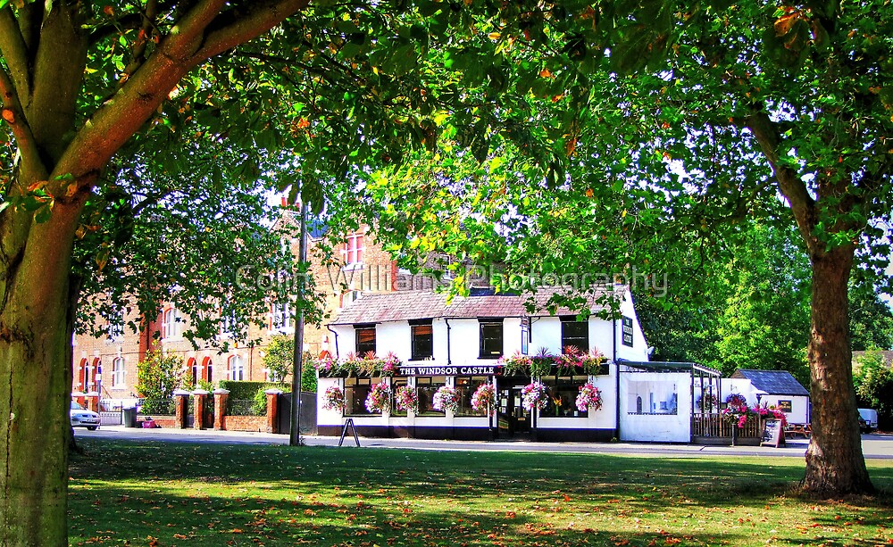 The Windsor Castle Pub - HDR by Colin  Williams Photography