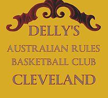 Delly's Australian Rules Basketball Club by LWLex