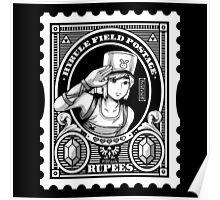 Legend of Postage Poster