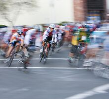 One Lap to Go... by Buckwhite