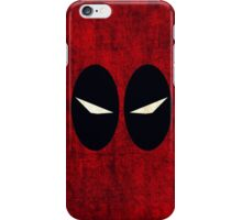 Merc Mayhem Deluxe iPhone Case/Skin