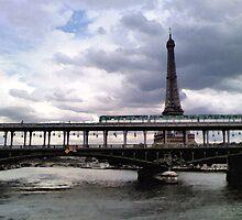 Paris by Dave McBride