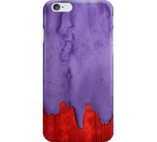 Edge of the West original painting iPhone Case/Skin