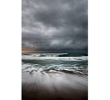 Rainy Dawn Photographic Print