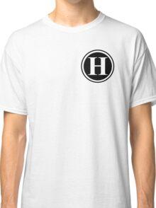 Circle Monogram H Classic T-Shirt