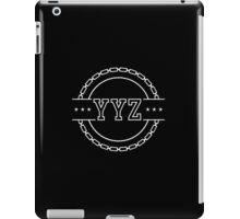 YYZ Chain Crest iPad Case/Skin