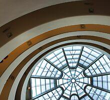 Guggenheim Museum - NYC by Luca Renoldi