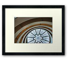 Guggenheim Museum - NYC Framed Print